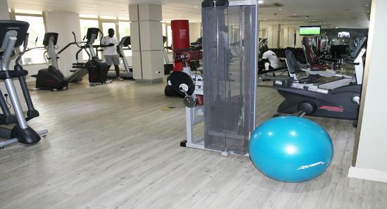 Alisa Hotels North Ridge: Gymnasium