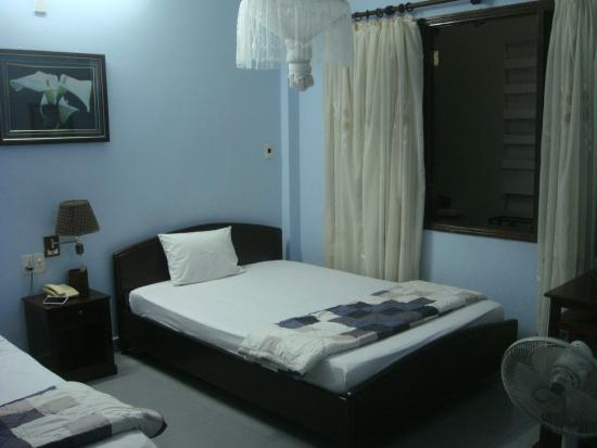 Dai Long Hotel: Bedroom