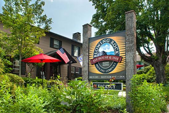 Blowing Rock Ale House and Inn : Blowing Rock Ale House & Inn