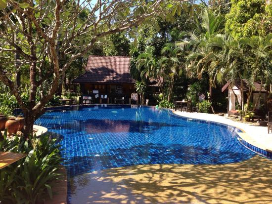 Ramayana Koh Chang Resort: Poolanlage
