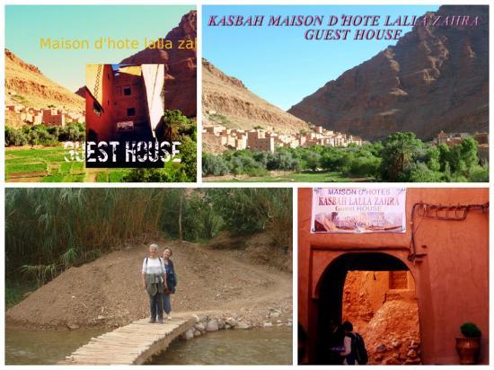 Kasbah Maison D'Hote Lalla Zahra