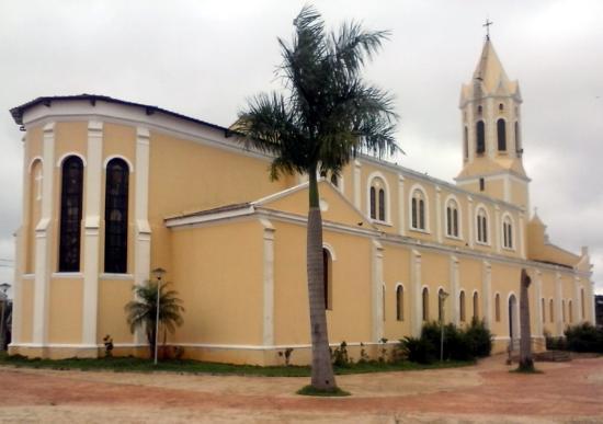 Aracoiaba Da Serra, SP: Igreja em Araçoiaba