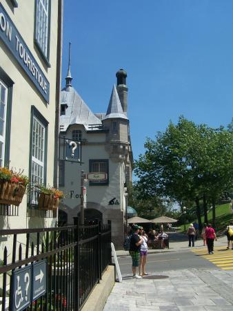 Centre Infotouriste de Québec