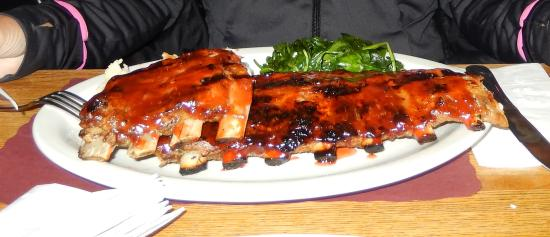 Edgewater, MD: Full Rack Ribs
