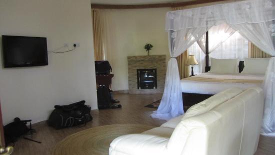 Ganako Luxury Lodge: la chambre luxueuse !