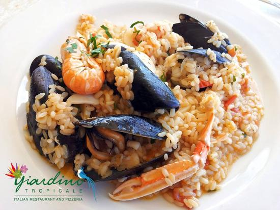 Le Bistrot: Seafood