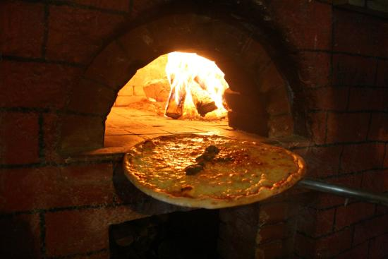 Le Bistrot: pizza