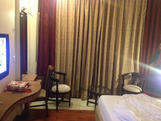 Hotel Shiva Continental: chair