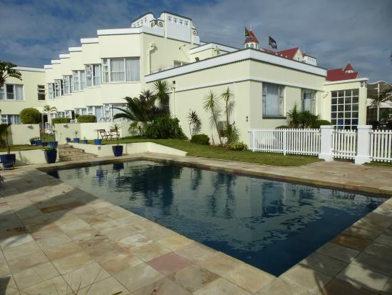 The Beach Hotel Pool