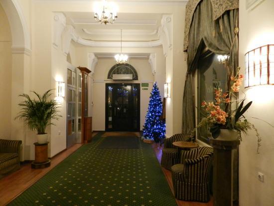 Hotel Harenda: Ingresso