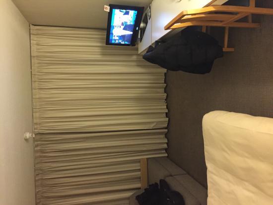 Novotel Stevenage: room