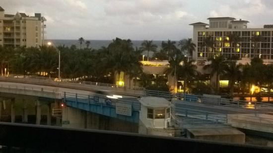 Waterstone Resort & Marina Boca Raton, Curio Collection by Hilton: View from room