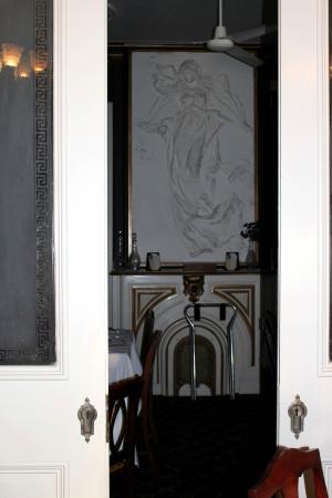 Symphony Hotel: dining room