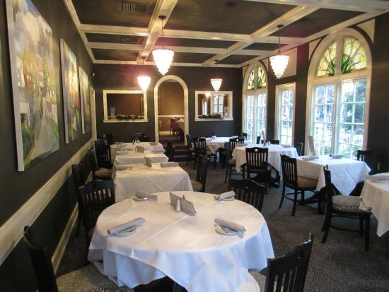 General Sutter Inn: Hotel Restaurant & Breakfast area for guests