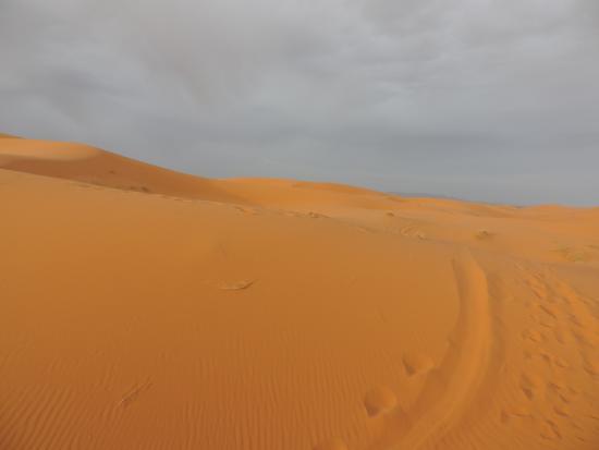 Auberge La Source : les dunes