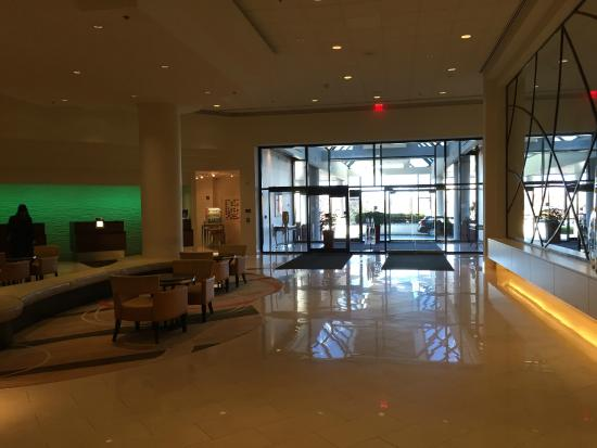 BWI Airport Marriott: Lobby