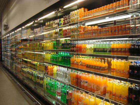 TerraCity Alışveriş Merkezi: supermarket