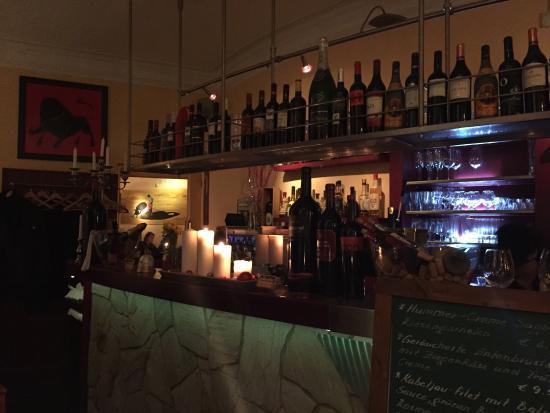 Foto de Pasalo Bien Restaurante, Hamburgo sehr gemütlich