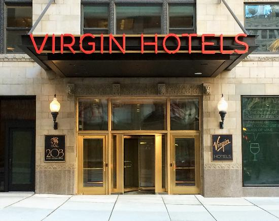 Virgin Hotels Chicago