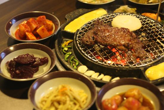 Hansoban Korean Bbq