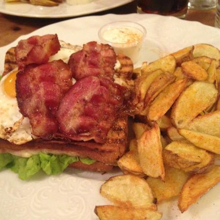 Eddu Verold: super sandwich