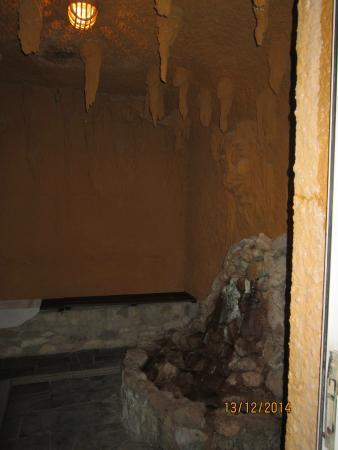 Hotel Terme Villa Pace: Grotta