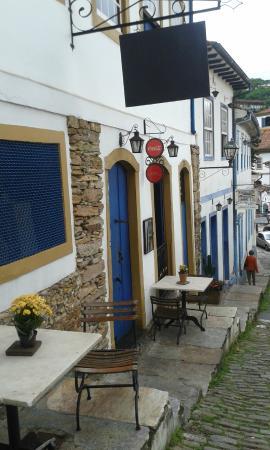 Bobadela Street: Rua