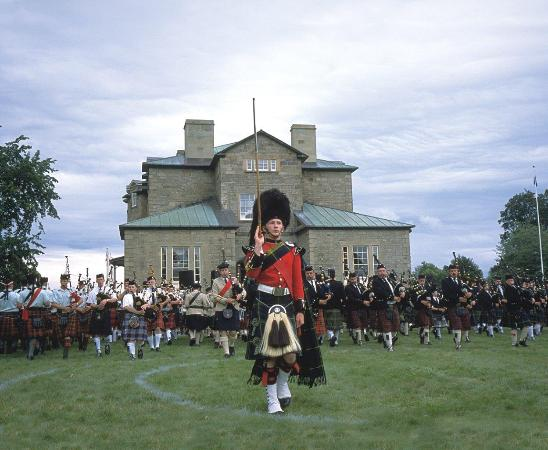 Fredericton, Canada: The New Brunswick Highland Games Festival