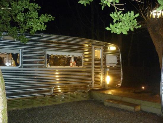 Inish Beg Estate: Night view