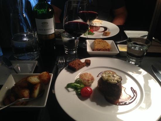 Stefan's Steakhouse : Tasty steak