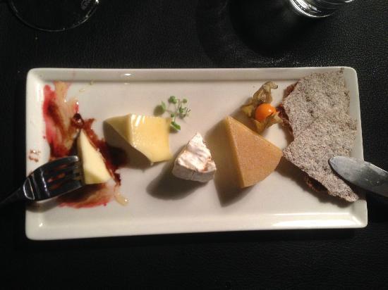 Stefan's Steakhouse : Dessert