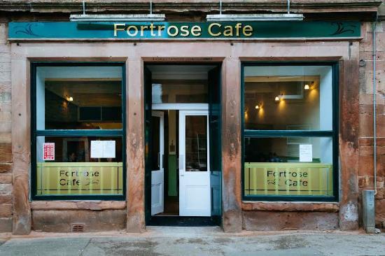 Fortrose Cafe