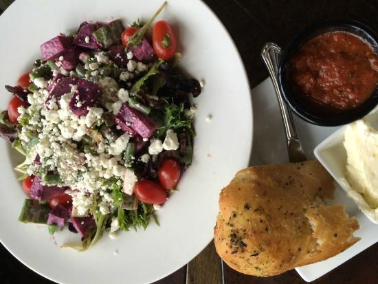 The Bistro at Charlevoix Country Club : Choose from several seasonal salads