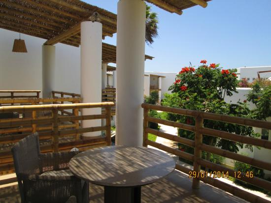 Trattoria picture of hotel paracas a luxury collection for Hotel paracas a luxury collection resort pagina oficial