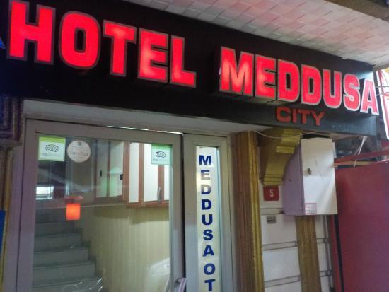 Meddusa Hotel : Hotel