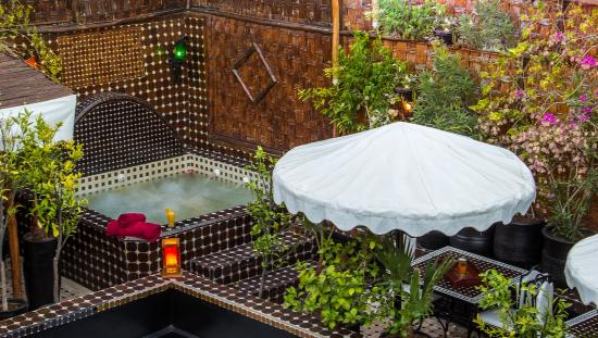 "Riad Dar Najat: ""BEST PLACE IN MARRAKECH FOR COOL PEOPLE"""