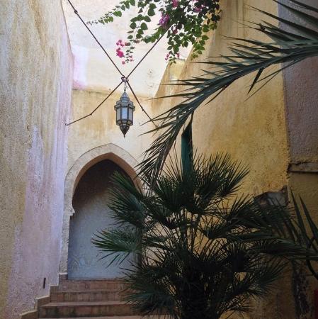 Le Jardin des Biehn: Entry
