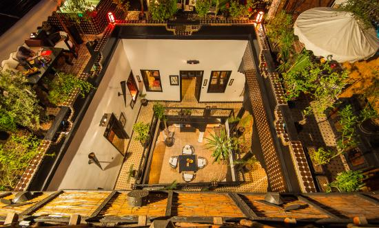 Riad Dar Najat: SPECIAL PLACE TO STAY IN MARRAKECH
