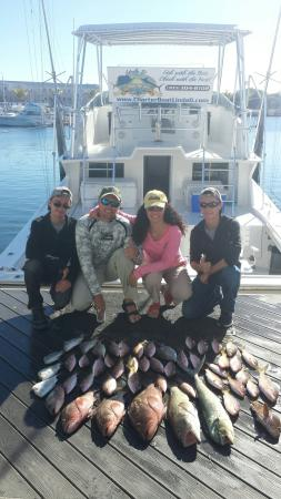 Linda D Sportfishing: Top notch fishermen.They made a great 1st time offshore family experience a success thanks .will