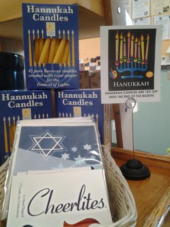 Nori's Village Market: Hanukkah!