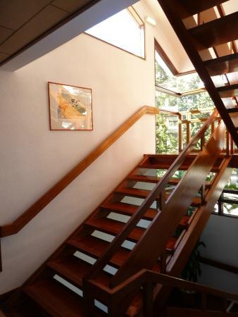 Balaia Mar Hotel. Лестница на второй этаж