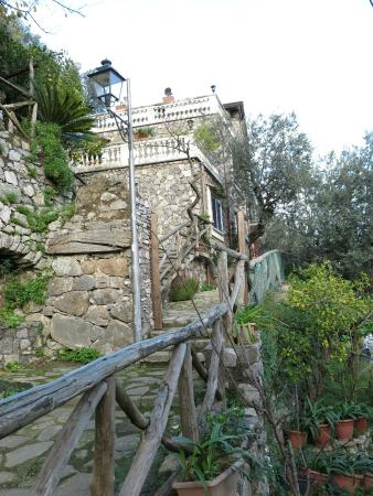 Casarufolo Paradise: A exterior view of the B&B