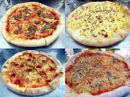 Bar Piscina Koka: the pizza time