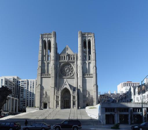 ‪Grace Cathedral‬
