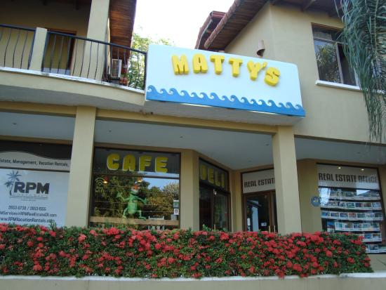 Image result for Matty's DeliCafe guanacaste