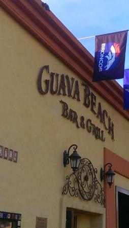 Guava Beach Bar and Grill