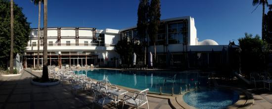 The Sindbad : pool area