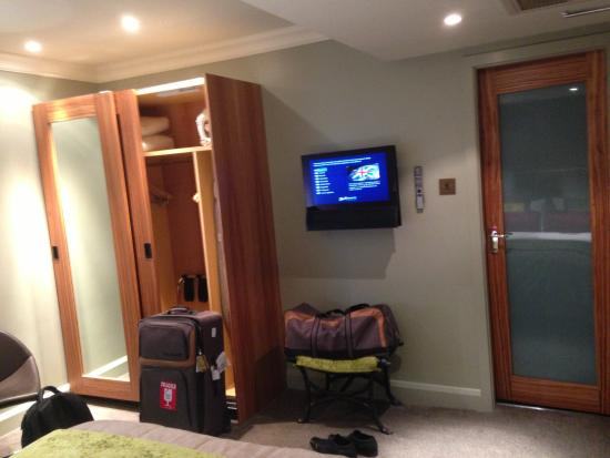 Radisson Blu Edwardian Berkshire: Compact but cozy