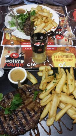 Poivre Rouge Restaurant & Grill