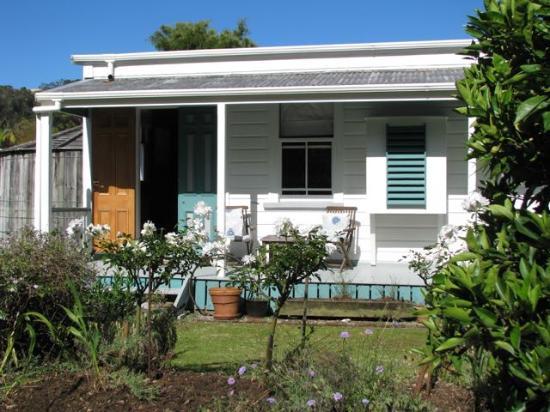 Ounuwhao Harding House: Garden suite